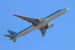 ceskykrumlovさんが、成田国際空港で撮影した大韓航空 777-3B5/ERの航空フォト(写真)