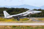 Echo-Kiloさんが、茨城空港で撮影した航空自衛隊 F-15DJ Eagleの航空フォト(写真)