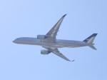 のり巻きさんが、関西国際空港で撮影したキャセイパシフィック航空 A350-941XWBの航空フォト(写真)
