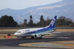 meijeanさんが、鹿児島空港で撮影したANAウイングス 737-54Kの航空フォト(写真)
