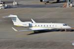 YASKYさんが、羽田空港で撮影したウェルズ・ファーゴ・バンク・ノースウェスト G-V-SP Gulfstream G550の航空フォト(写真)