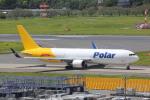 meijeanさんが、成田国際空港で撮影したポーラーエアカーゴ 767-3JHF(ER)の航空フォト(写真)