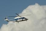 なぞたびさんが、名古屋飛行場で撮影したファーストエアートランスポート S-76C++の航空フォト(写真)