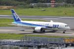 meijeanさんが、成田国際空港で撮影した全日空 787-881の航空フォト(写真)