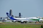 saoya_saodakeさんが、成田国際空港で撮影した日本貨物航空 747-4KZF/SCDの航空フォト(写真)
