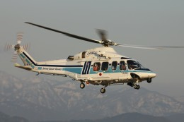 コギモニさんが、小松空港で撮影した海上保安庁 AW139の航空フォト(写真)