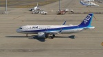 ukokkeiさんが、中部国際空港で撮影した全日空 A320-271Nの航空フォト(写真)