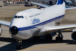 Mamoruuuuさんが、羽田空港で撮影したルフトハンザドイツ航空 747-830の航空フォト(写真)