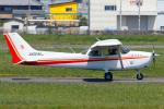 よっしぃさんが、八尾空港で撮影した朝日航空 172S Skyhawk SPの航空フォト(写真)
