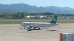ベース高松さんが、高松空港で撮影した春秋航空 A320-214の航空フォト(写真)