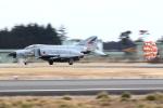 isiさんが、茨城空港で撮影した航空自衛隊 F-4EJ Phantom IIの航空フォト(写真)