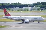 xiel0525さんが、成田国際空港で撮影したトランスアジア航空 A320-232の航空フォト(写真)