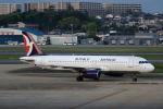MOHICANさんが、福岡空港で撮影したマカオ航空 A320-232の航空フォト(写真)