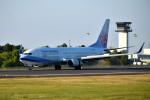 turenoアカクロさんが、高松空港で撮影したチャイナエアライン 737-8ALの航空フォト(写真)
