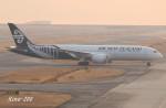 RINA-200さんが、関西国際空港で撮影したニュージーランド航空 787-9の航空フォト(写真)