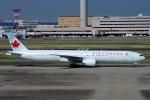 zettaishinさんが、羽田空港で撮影したエア・カナダ 777-333/ERの航空フォト(写真)