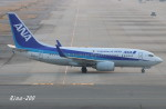 RINA-200さんが、関西国際空港で撮影した全日空 737-781の航空フォト(写真)
