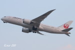 RINA-200さんが、関西国際空港で撮影した日本航空 787-846の航空フォト(写真)