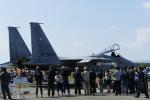 せせらぎさんが、浜松基地で撮影した航空自衛隊 F-15J Eagleの航空フォト(写真)