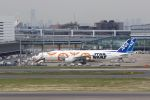 yousei-pixyさんが、羽田空港で撮影した全日空 777-381/ERの航空フォト(写真)