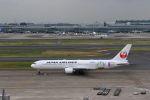 yousei-pixyさんが、羽田空港で撮影した日本航空 767-346/ERの航空フォト(写真)