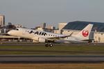 Shiro_ichiganさんが、伊丹空港で撮影したジェイ・エア ERJ-170-100 (ERJ-170STD)の航空フォト(写真)