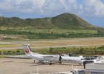 Perdita_1さんが、新石垣空港で撮影した琉球エアーコミューター DHC-8-402Q Dash 8 Combiの航空フォト(写真)