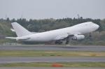 amagoさんが、成田国際空港で撮影したアトラス航空 747-4KZF/SCDの航空フォト(写真)