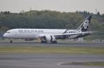 amagoさんが、成田国際空港で撮影したニュージーランド航空 787-9の航空フォト(写真)