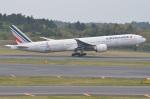 amagoさんが、成田国際空港で撮影したエールフランス航空 777-328/ERの航空フォト(写真)