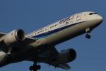 JL1011さんが、羽田空港で撮影した全日空 787-9の航空フォト(写真)