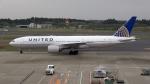 sakuraさんが、成田国際空港で撮影したユナイテッド航空 777-222の航空フォト(写真)