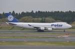 amagoさんが、成田国際空港で撮影したポーラーエアカーゴ 747-46NF/SCDの航空フォト(写真)