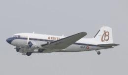 Seiiさんが、セレター空港で撮影したスーパーコンステレーション飛行協会 DC-3Aの航空フォト(写真)