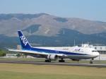 flyflygoさんが、熊本空港で撮影した全日空 767-381の航空フォト(写真)