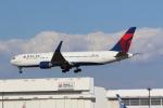 OS52さんが、成田国際空港で撮影したデルタ航空 767-332/ERの航空フォト(写真)