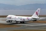 Gambardierさんが、関西国際空港で撮影したJALウェイズ 747-246Bの航空フォト(写真)