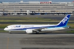 zettaishinさんが、羽田空港で撮影した全日空 787-881の航空フォト(写真)