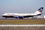 トロピカルさんが、成田国際空港で撮影したブリティッシュ・エアウェイズ 747-436の航空フォト(写真)