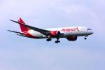 まいけるさんが、ロンドン・ヒースロー空港で撮影したアビアンカ航空 787-8 Dreamlinerの航空フォト(写真)