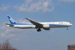 ceskykrumlovさんが、成田国際空港で撮影した全日空 777-381/ERの航空フォト(写真)