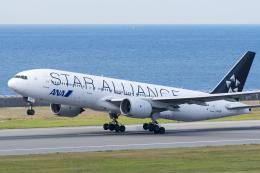 ShiShiMaRu83さんが、神戸空港で撮影した全日空 777-281の航空フォト(写真)