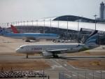 fortnumさんが、関西国際空港で撮影したエアプサン A320-232の航空フォト(写真)