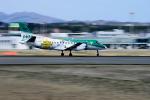 8120さんが、函館空港で撮影した北海道エアシステム 340B/Plusの航空フォト(写真)