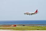 ゆっくんさんが、那覇空港で撮影したイースター航空 737-808の航空フォト(写真)