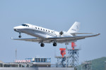 turenoアカクロさんが、高松空港で撮影したノエビア 680 Citation Sovereignの航空フォト(写真)