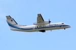 ドリさんが、福島空港で撮影した海上保安庁 DHC-8-315Q MPAの航空フォト(写真)