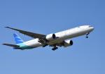 mojioさんが、成田国際空港で撮影したガルーダ・インドネシア航空 777-3U3/ERの航空フォト(写真)