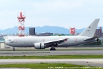 tabi0329さんが、福岡空港で撮影した航空自衛隊 KC-767J (767-2FK/ER)の航空フォト(写真)