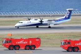 ドラパチさんが、中部国際空港で撮影したANAウイングス DHC-8-402Q Dash 8の航空フォト(写真)